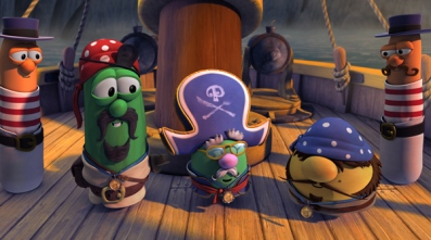 The Pirates Who Don?t Do Anything?A VeggieTales Movie